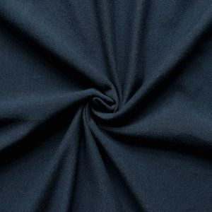 Cotton Stretch Jersey Fabric Basic 2 colour: Dark Blue