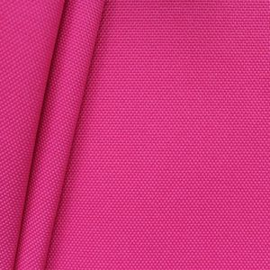 Waterproof Oxford 600D Polyester Fabric colour: Pink
