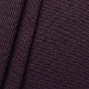 100% Cotton Canvas middleweight colour: Aubergine