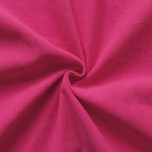 100% Cotton Needlecord Corduroy article: Fashion Classic colour: Pink