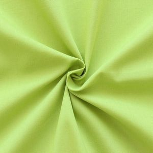 Cotton / Polyester Fabric like Batiste colour: Linden Green