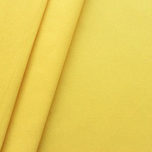 100% Cotton Twill Fabric middleweigt article ' Fashion Standard ' colour: Yellow
