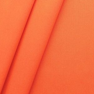 100% Cotton Twill Fabric middleweight article ' Fashion Standard ' colour: Orange