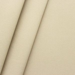 100% Cotton Twill Fabric middleweight article ' Fashion Standard ' colour: Beige