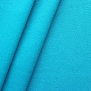 100% Cotton Twill Fabric middleweigt article ' Fashion Standard ' colour: Azure Blue