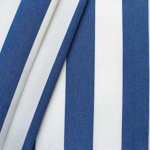 Awning fabric Art. Toldo ' Stripes ' Blue White