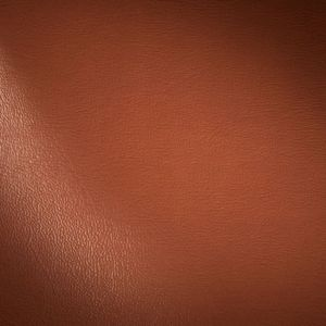Upholstery Vinyl / Artificial Leather  colour: Terracotta