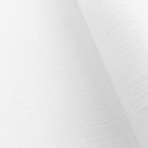 100% pure Linen Fabric, article: Barcelona, colour: White