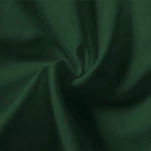 Plain Dark Green 100% Cotton Fabric