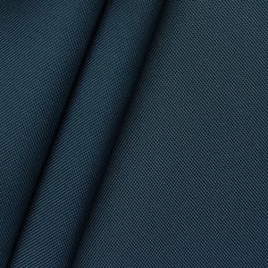 Waterproof Oxford 600D Polyester Fabric colour: Adriatic Blue