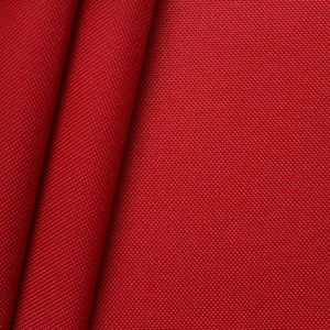 Waterproof Oxford 600D Polyester Fabric colour: Ferrari-Red