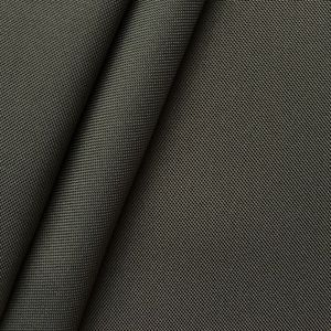Waterproof Oxford 600D Polyester Fabric colour: Grey