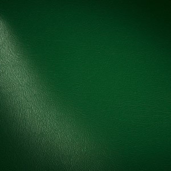 Upholstery Vinyl Artificial Leather Colour Hunter Green
