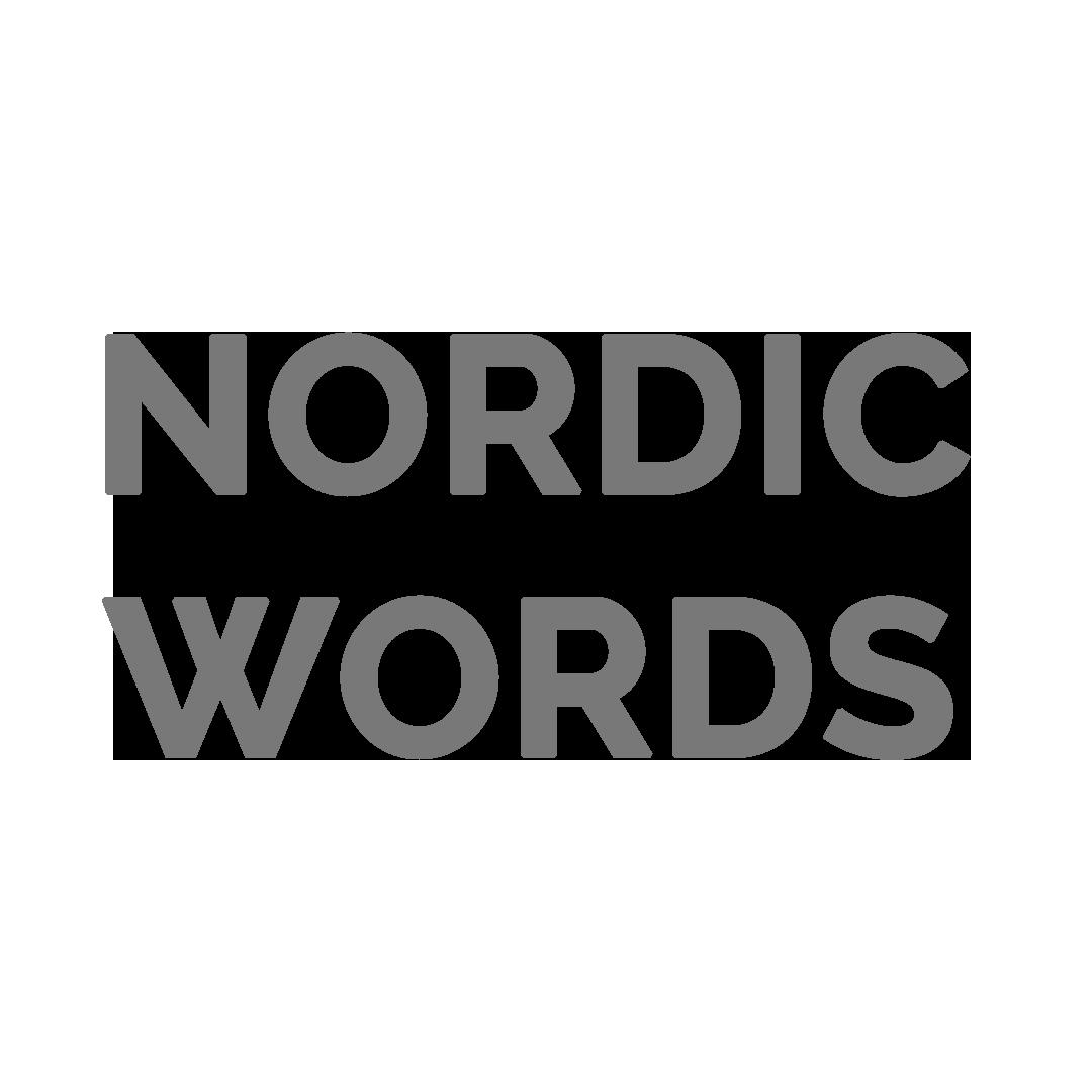 NORDIC WORDS - Tolle Skandinavien Poster für Dein Zuhause