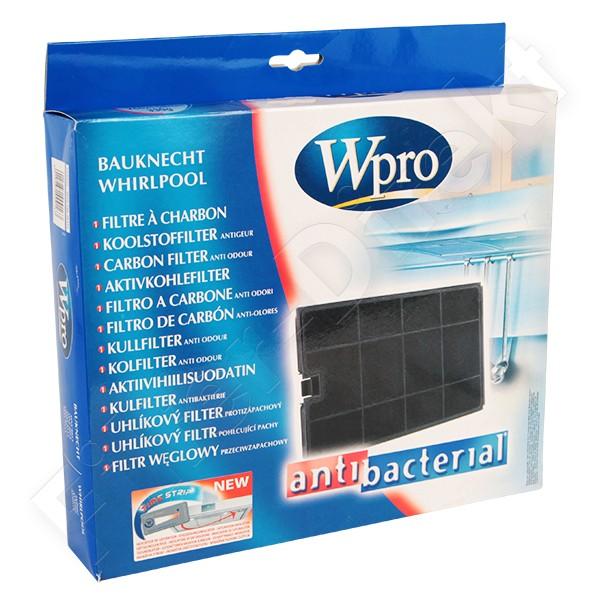 2 Wpro Aktivkohlefilter CHF035, 481948048355, Typ 35