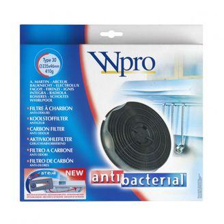 Wpro Antibakterieller Aktivkohlefilter FAC309, 481281718529 Typ 30 online kaufen
