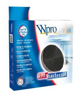 Wpro Antibakterieller Aktivkohlefilter FAC529, 481281718552, Typ F196 484000008674