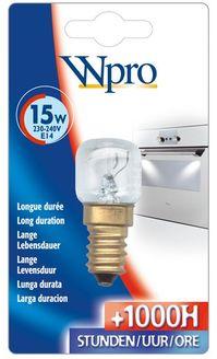 Wpro Ofenlampe 15w 482213488089, LFO 007