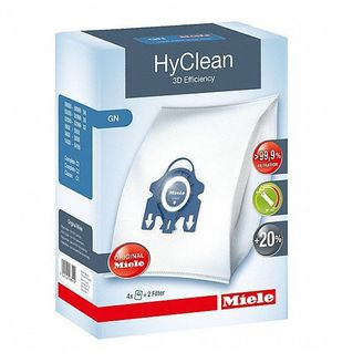 Miele Staubbeutel GN HyClean 3D 9917730, 09385910, 4er Maxipack