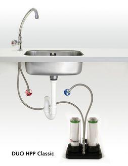 Carbonit Untertischfilter DUO-HPP Classic