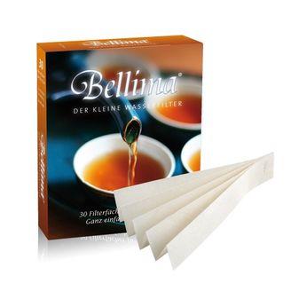 Bellima Wasserfächer Filterfächer Tea Clear 30 Stück online kaufen
