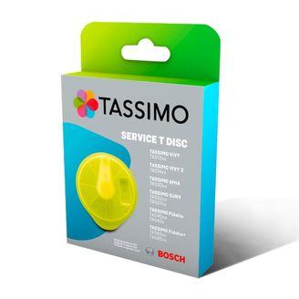 Service T-DISC Gelb für TASSIMO-Geräte 621101 / 617771 / 576836, 17001490