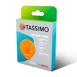 "Tassimo Service T-DISC ""B"" orange 576837 624088 632396 17001491"