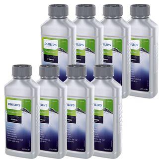 8 x Philips Saeco Entkalker 250 ml CA6700, CA6700/99, CA6700/22