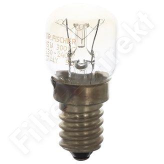 Filtronix Backofen Glühlampe Dr. Fischer 15 Watt