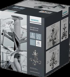 Siemens Gläserhalter für 4 Langstielgläser 791040-SZ73300