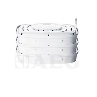 AEG 3 Filterkartuschen PureAdvantage für Wasserfilterkanne AquaSense