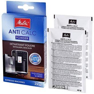10 x Melitta Entkalker Anti Calc 1500804 für Kaffeevollautomaten