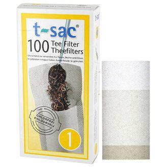t-sac 100 Tee Filter Gr. 1