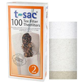 t-sac 100 Tee Filter Gr. 2