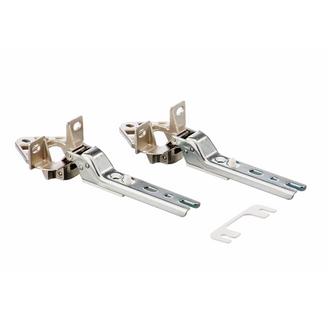 2er Bosch Siemens Kühlschrank Scharniere 268698 online kaufen