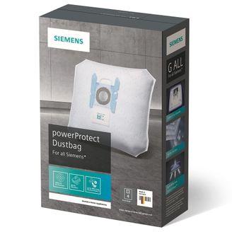 Siemens Staubbeutel VZ41FGALL 17003049 17000816  Ersatz von 576863 463510 469748 463511 467342