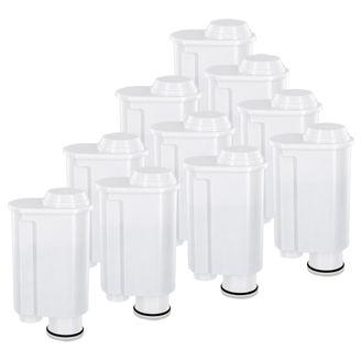 10 x Wasserfilter kompatibel mit Saeco Brita Intenza + CA6702/00