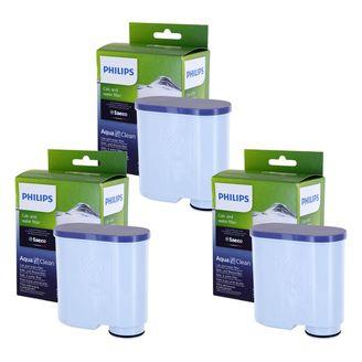 3 x Saeco Aqua Clean Wasserfilter CA6903/01  CA6903/00  CA6903/10