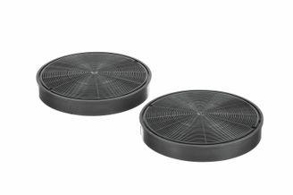Bosch, Siemens Aktivkohlefilter 00668492-DWA0KP6A 668492, 2 Filter im Pack