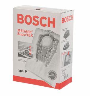 Bosch Staubsaugerfilter Typ P 5 Filterbeutel mit Verschluss 1 Micro-Hygienefilter 00462586 BBZ52AFP2U