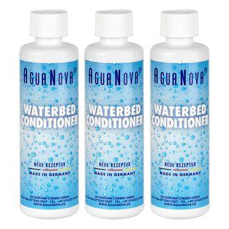 3 x AguaNova Wasserbett Conditioner Konditionierer 250ml