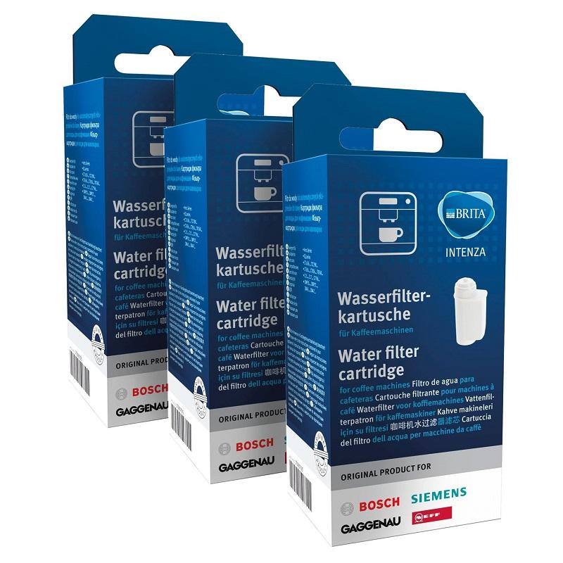 3 Siemens Wasserfilter TZ70003 467873 575491 17000705 BRITA Intenza