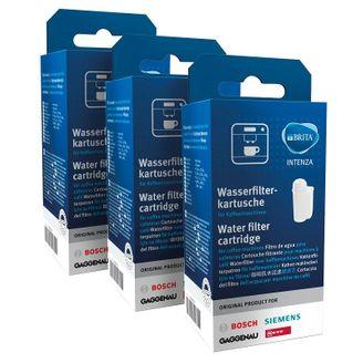 3 Bosch Wasserfilter TCZ7003 467873 575491 17000705 BRITA Intenza