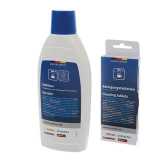 Bosch Tassimo Pflegeset Entkalker +Reinigertabs 311196, 311759, 00311813, 311981
