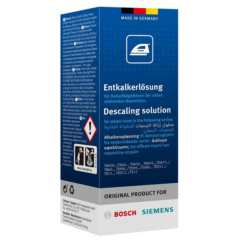 Entkalker 4 Ampullen Bosch, Siemens TZ11001,TDZ1101,311972, 311715