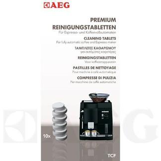 AEG Premium Reinigungstabletten 9500788030 TFC