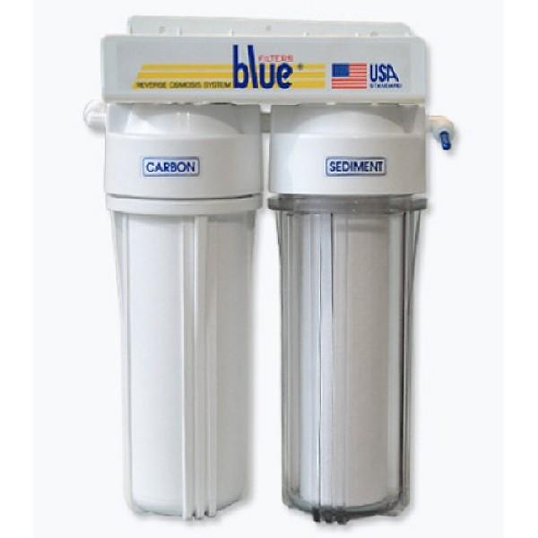 Küchenfilter Wasserfilter zweistufig 10 Zoll