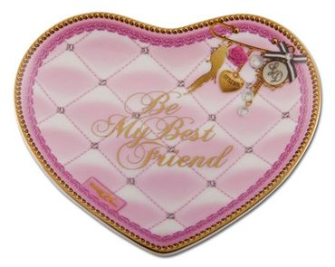 Little Diva Herzteller Be My Best Friend - Couture pink 2er Set