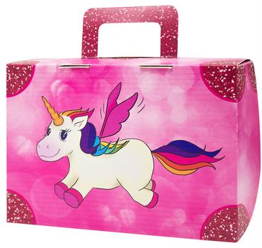 Einhorn Koffer Geschenkbox