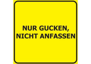 Verbotene Bierdeckel - Nur gucken nicht anfassen